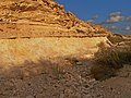 Cliff, Lavan Creek, Negev, Israel מצוק, נחל לבן, רמת הנגב - panoramio (1).jpg