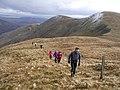 Climbing Beinn Tharsuinn, Luss Hills - geograph.org.uk - 125092.jpg
