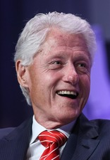 Clinton in 2015