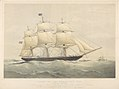 Clipper Ship The Murray - Messrs Anderson Thomson and Co Owners and Messrs Alexr Hall and Co Builders RMG PY8561.jpg
