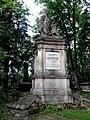 Cmentarz Łyczakowski we Lwowie - Lychakiv Cemetery in Lviv (Tomb of Seweryn Goszczynski (1801-1876) He was a Polish Romantic prose writer and poet) - panoramio.jpg