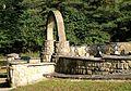 Cmentarz wojenny z I wojny światowej w Woku Cieklińskiej 2.JPG
