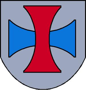 Walhain - Image: Coat of Armes Walhain