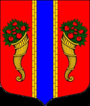 Novaya Ladoga - Image: Coat of Arms of Novoladozhskoe urban settlement (2011)