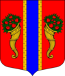 Coat of Arms of Novoladozhskoe urban settlement (2011).png