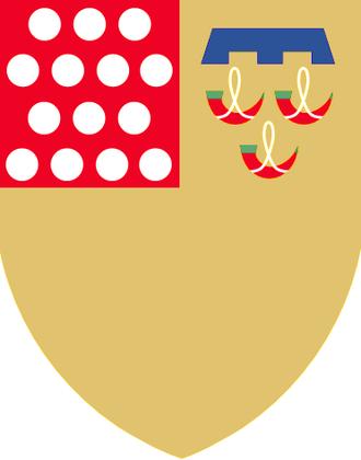 Perwez - Image: Coat of armes Perwez