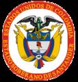 Coat of arms of Santander Department (1886).png
