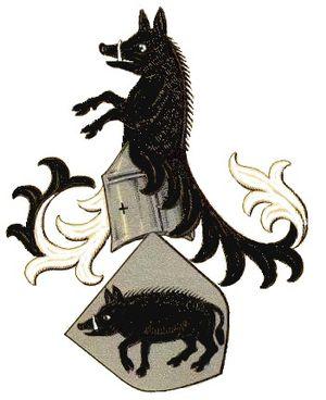 Norwegian heraldry - Image: Coatofarms galtung