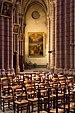 Collatéral est, Basilique Notre Dame de Bonne Nouvelle, Rennes, France.jpg