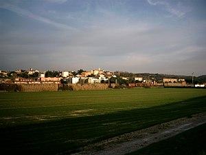 Collesalvetti - Panorama of Collesalvetti