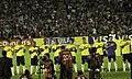 Colombia team uruguay montevideo.jpg