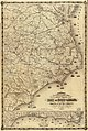 Colton's New topographical map of the eastern portion of the state of North Carolina - with part of Virginia & South Carolina, from the latest & best authorities LOC 78695156.jpg