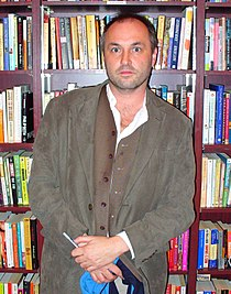 Colum McCann by David Shankbone.jpg