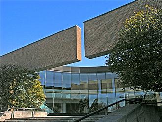 Edward Charles Bassett - City Hall, Columbus, Indiana