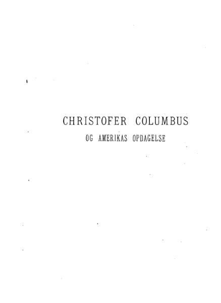 File:Columbus og Amerikas opdagelse.djvu