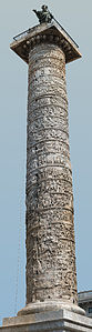 Column of Marcus Aurelius detailed view 03.jpg