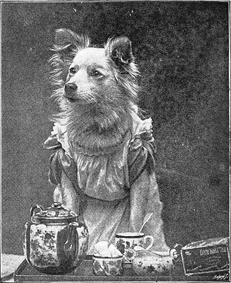 The English Illustrated Magazine - Image: Come Along, Tea Time