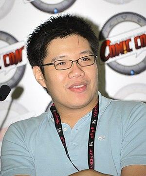 Leinil Francis Yu cover