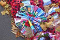 Commonwealth Remembrance Wreath at the Cenotaph, London in 2018.jpg