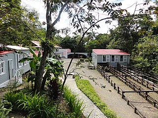 Museo Hacienda Buena Vista Farm museum in Ponce, Puerto Rico