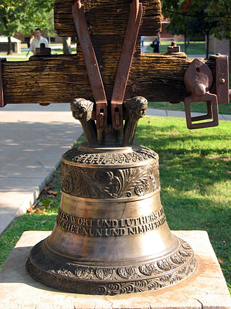 Wends of Texas - Texas Wendish Bell