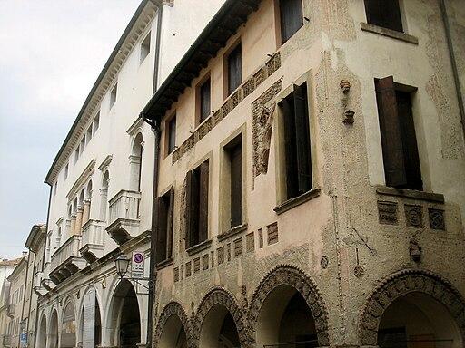 Conegliano - Palazzo Sarcinelli e Casa Longega - Foto di Paolo Steffan