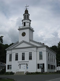 Congregational Church of Chelsea United States historic place