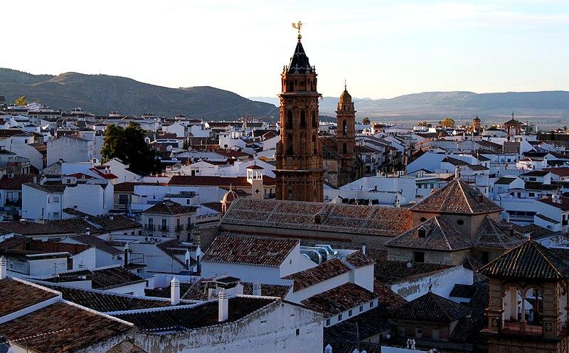 Archivo: Conjunto Histórico Antequera Málaga.JPG