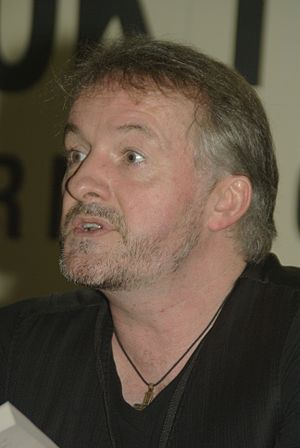 John Connolly (author) - John Connolly at the 2011 Miami Book Fair International