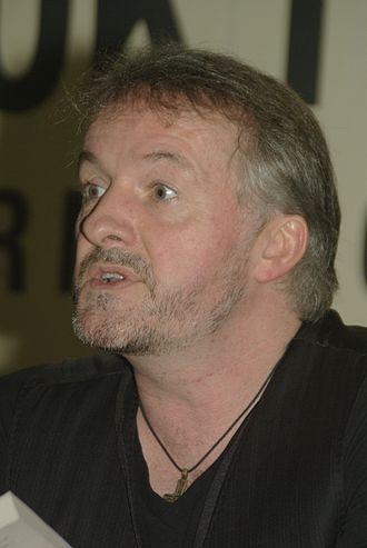 John Connolly (author) - John Connolly at the 2011 Miami Book Fair International