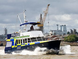 North West Police Underwater Search and Marine Unit - Image: Consortium