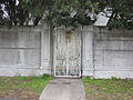 Constance St LGD NOLA House Gate.JPG