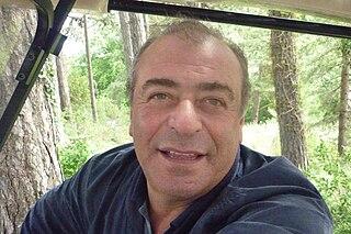 Costantino Rocca professional golfer