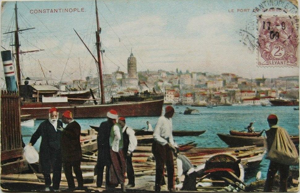 Constantinople c. 1909