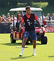 Corentin Tolisso Training 2019-09-01 FC Bayern Muenchen-4.jpg