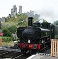 Corfe Castle - geograph.org.uk - 604732.jpg