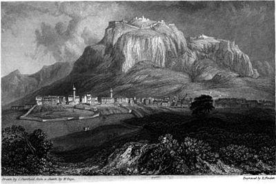 Corinto nel 1833