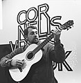 Cornelis Vreeswijk gaat zingen voor TV in eigen show (beroemd in Zweden), Bestanddeelnr 918-7634.jpg