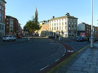 History of Dublin to 795 - Cornmarket, Dublin: the heart of the earliest settlement