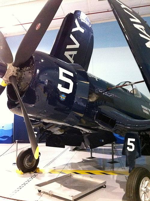 surviving vought f4u corsairs - HD1936×2592