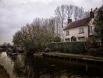 Cottage near Horton Chain Bridge, Wiltshire - geograph-3361157.jpg
