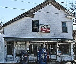 Adamsville, Ohio Village in Ohio, United States