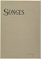 Cover of Songes Album MET DP823466.jpg