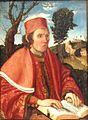 Cranach, Lucas (I) - Bild des Gelehrten Juristen Dr. Johann Stephan Reuss.jpg