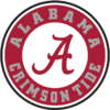 Alabama Crimson Tide athletic logo