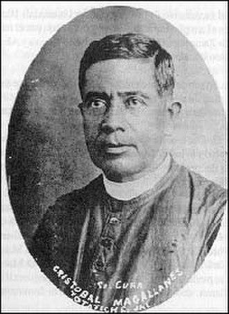 Cristóbal Magallanes Jara - Image: Cristobal