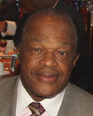 Mayor of the District of Columbia - Image: Crop of Marion Barry Vincent Gray