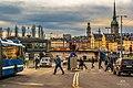 Crossing, Slussen (Stockholm) - panoramio.jpg