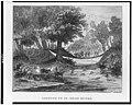 Crossing on an Indian bridge - J.W. Orr, N.Y. LCCN91794198.jpg