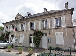 Cuise-la-Motte (Oise) Mairie.JPG